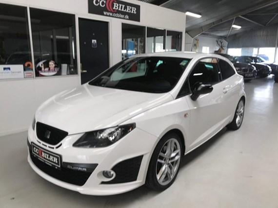 Seat Ibiza TSi Cupra SC DSG 1,4