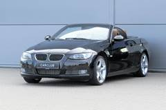 BMW 335i Cabriolet Steptr. 3,0