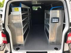VW Transporter TDi 114 Kassev. lang BM 2,0