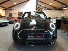 Mini Cooper S JC Works Cabriolet aut. 2,0