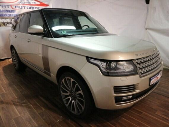 Land Rover Range Rover SDV8 Autobiography aut. 4,4