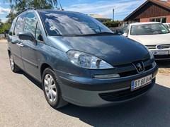 Peugeot 807 HDi 130 SR 2,2