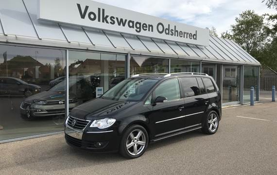 VW Touran TDi 170 Highline DSG 2,0