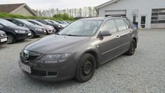 Mazda 6 Inclusive stc. 2,0