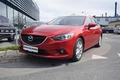 Mazda 6 Skyactiv-G Vision  Stc 6g Aut. 2,0