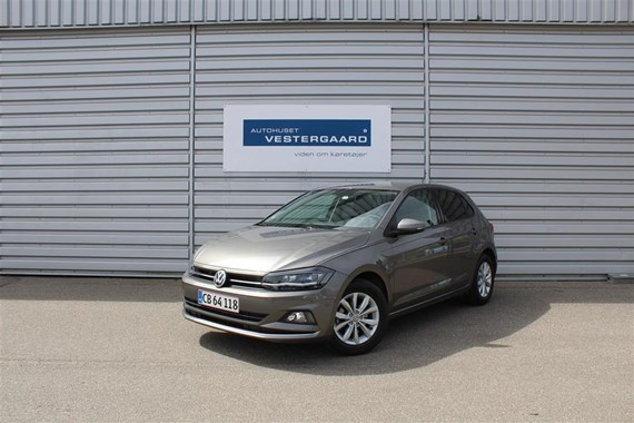 VW Polo TSI Highline DSG  5d 7g Aut. 1,0