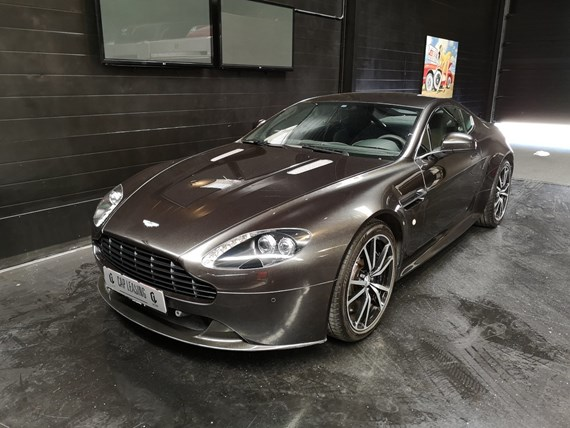 Aston Martin V8 Vantage S Coupé SP10 aut. 4,7