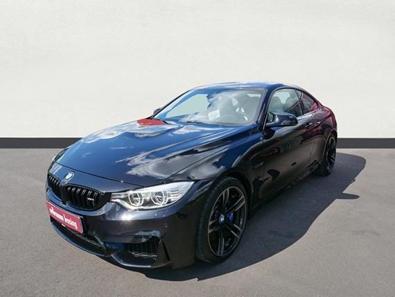 BMW M4 Coupé aut. 3,0