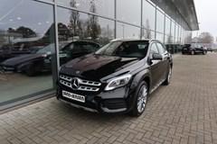 Mercedes GLA250 aut. 4-M Van 2,0