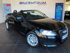 Audi A3 TDi Attraction Cabriolet 1,9