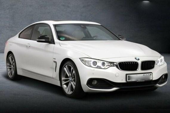 BMW 428i Coupé aut. 2,0