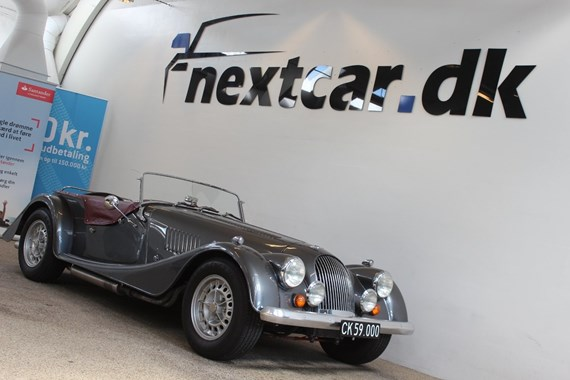 Morgan Plus 8 2 seater 3,5