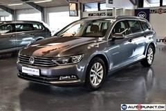 VW Passat TSi 150 Comfortline+ Vari. DSG 1,4