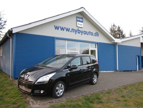 Peugeot 5008 HDi 150 Style 7prs 2,0