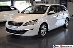 Peugeot 308 BlueHDi 150 Style SW 2,0