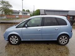 Opel Meriva DTi 100 Activan 1,7