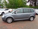 VW Touran TDi 136 Highline 2,0
