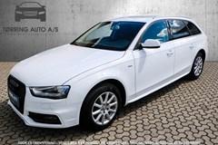 Audi A4 TDi 150 Avant Multitr. 2,0