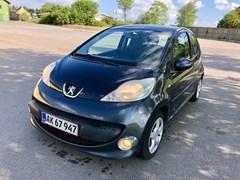 Peugeot 107 HDi Trendy 1,4