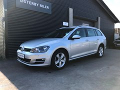 VW Golf VII TSi 140 Highl. Variant DSG BMT 1,4