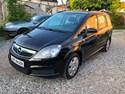 Opel Zafira 16V 140 Limted 7prs 1,8
