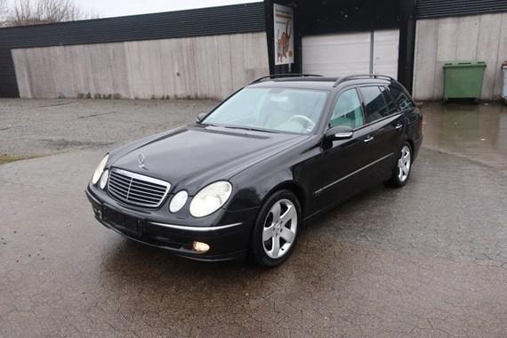 Mercedes E350 Avantgarde stc. aut. 3,5