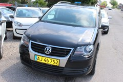 VW Touran TDi 140 Highline Van 2,0