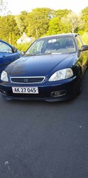 Honda Civic 1,5 I 1,5