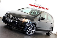 VW Golf Sportsvan TSi 150 R-line DSG BMT 1,4