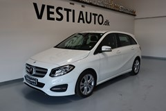 Mercedes B180 d Business aut. Van 1,5