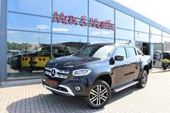 Mercedes X350 d Power aut. 4-M 3,0