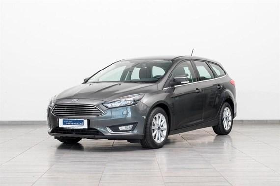 Ford Focus EcoBoost Titanium Plus  Stc 6g Aut. 1,0