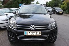 VW Touareg V6 TDi Tiptr. 4M BMT 3,0