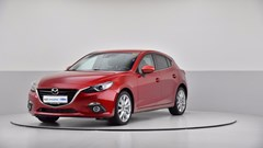 Mazda 3 Sky-D 150 Optimum aut. 2,2