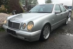 Mercedes E290 TD Elegance aut. 2,9