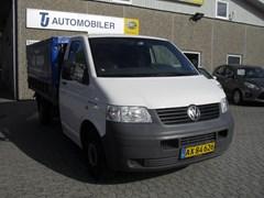VW Transporter TDi 104 m/trælad 1,9