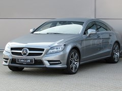 Mercedes CLS500 aut. 4-M BE 4,7