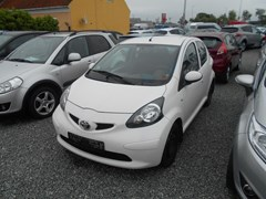 Toyota Aygo Plus Blue 1,0