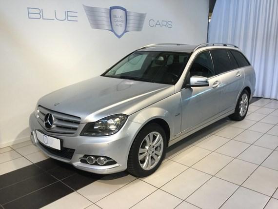 Mercedes C200 CDi Avantgarde stc. BE 2,2