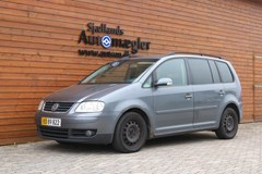 VW Touran TDi 140 Highline DSG Van 2,0