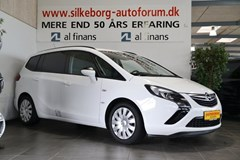 Opel Zafira CDTi 130 Enjoy eco Flexivan 2,0