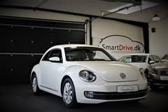 VW The Beetle TDi 140 Sport 2,0