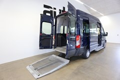 Ford Transit 350 L3 Kombi TDCi 130 Ambiente H3 FWD 2,0