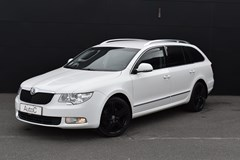 Skoda Superb TDi 140 Ambition Combi 2,0
