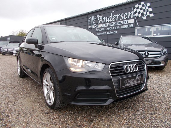 Audi A1 TDi 105 Attraction SB 1,6