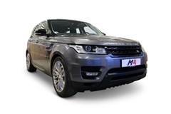 Land Rover Range Rover sport TDV6 HSE Dynamic aut. Van 3,0