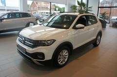 VW T-Cross TSi 115 Life DSG 1,0