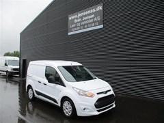Ford Transit Connect 1.6 TDCi (95 HK) Kort Van FWD Manuel 1,6