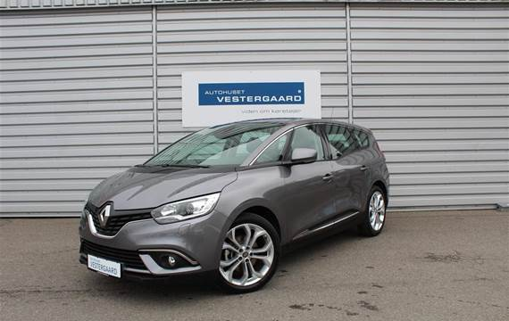Renault Grand Scénic 7 pers.  Energy TCe Zen  6g 1,3