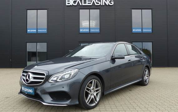 Mercedes E220 BlueTEC Avantgarde AMG Line 2,2